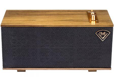 Klipsch Heritage Series Walnut Wireless The One Tabletop Stereo System - ONEWALNUT