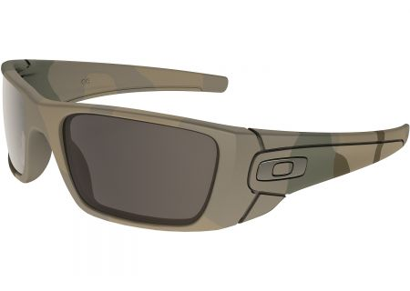 Oakley Fuel Cell Standard Issue Multicam Mens Sunglasses - OO9096-76