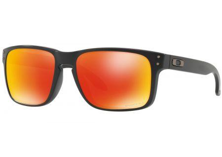 Oakley Holbrook Prizm Ruby Mens Sunglasses - OO9102-E255