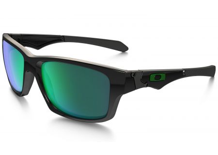 Oakley Jupiter Squared Black Square Mens Sunglasses - OO9135-05