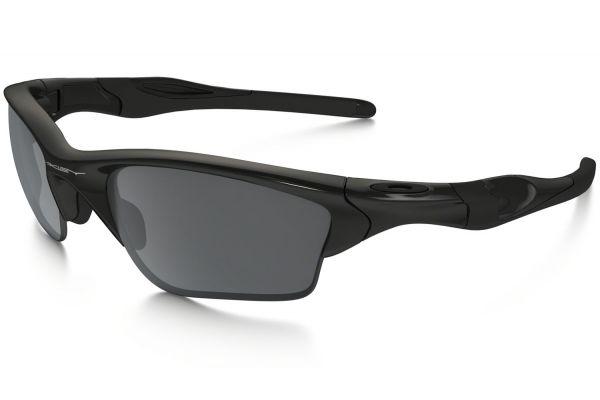 Oakley Half Jacket 2.0 XL Black Semi-Rimless Mens Sunglasses - OO9154-01