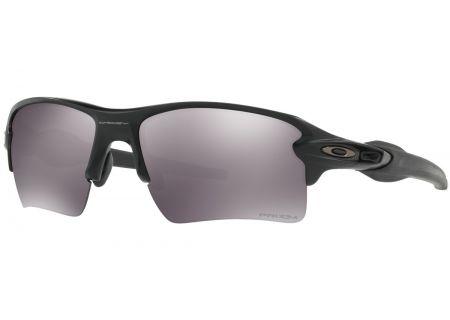 Oakley Matte Black Flak 2.0 XL Prizm Mens Sunglasses - OO9188-7359