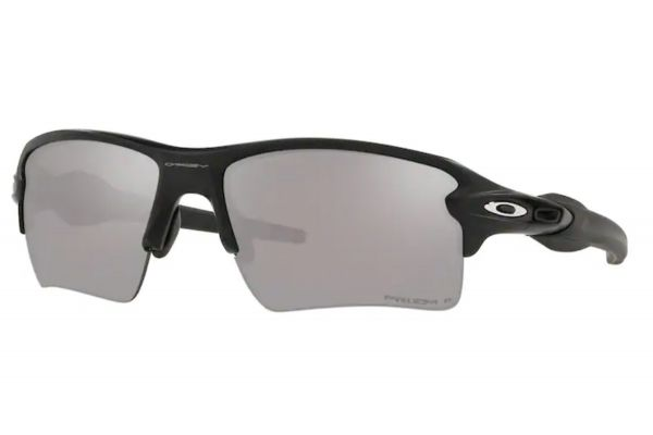 Large image of Oakley Flak 2.0 XL Prizm Black Polarized Sunglasses, Matte Black Frames, 59mm - OO91889659