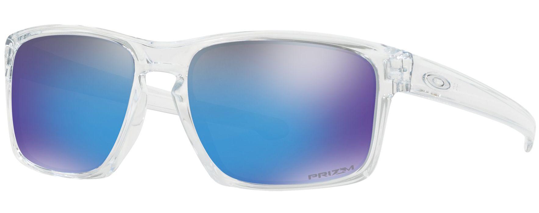 0842416d4f Oakley Silver Prizm Clear Mens Sunglasses - OO9262-4757