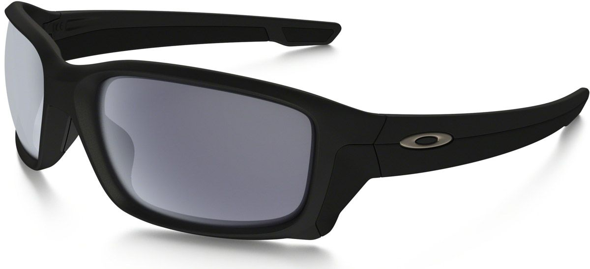 30fbb012d4c Oakley Straightlink Matte Black Mens Sunglasses - OO933102