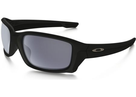 Oakley Straightlink Matte Black Mens Sunglasses - OO933102