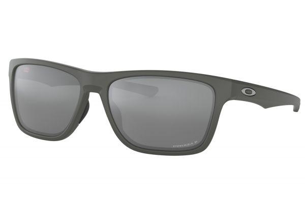 Large image of Oakley Holston Prizm Black Polarized Mens Sunglasses - OO93341158