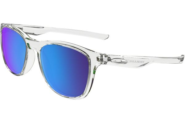 Oakley Trillbe X Sapphire Iridium Polarized Mens Sunglasses - OO9340-05