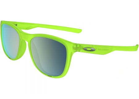 Oakley Trillbe X Emerald Iridium Mens Sunglasses - OO9340-07