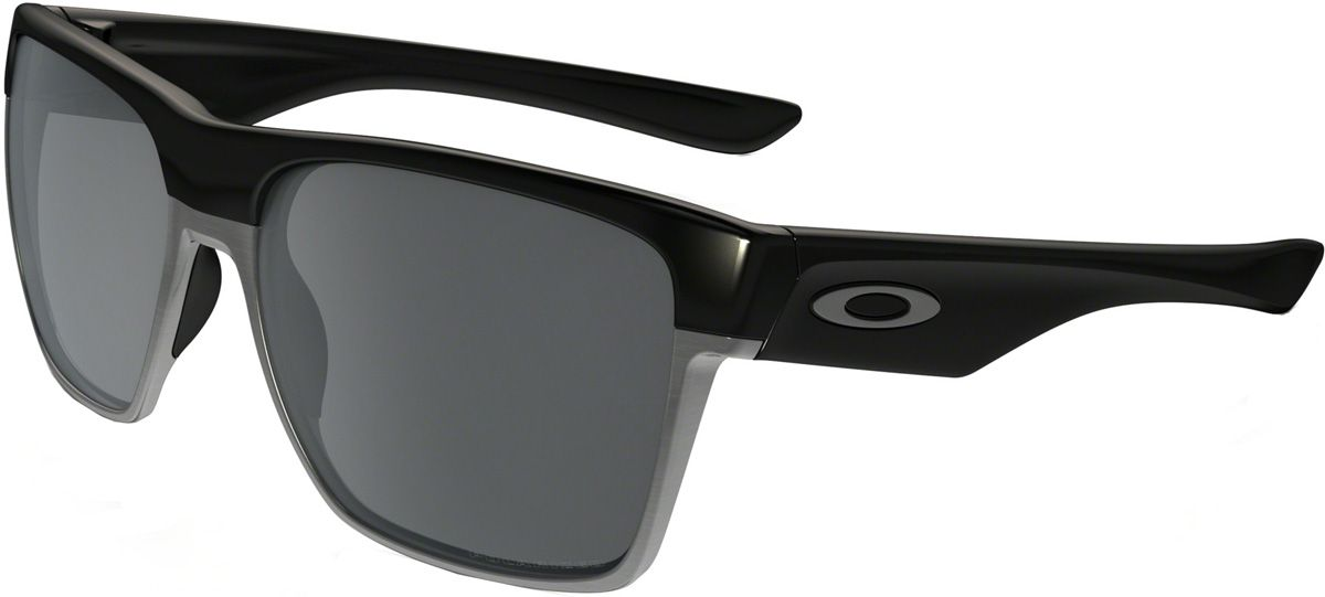 Oakley Twoface Xl Polished Black Mens Sunglasses Oo9350 01