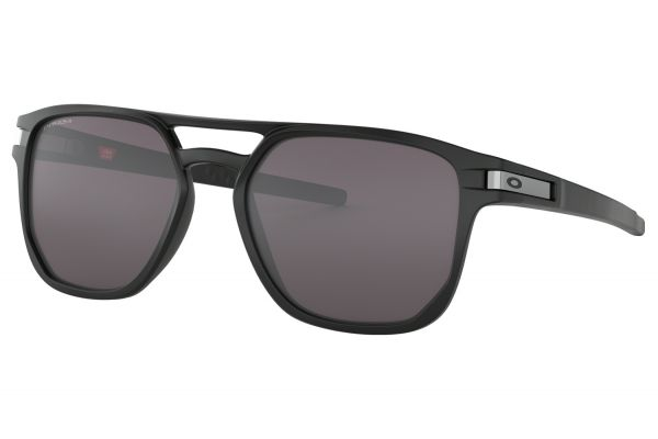 Large image of Oakley Latch Beta Prizm Grey Sunglasses, 54mm - OO94360154