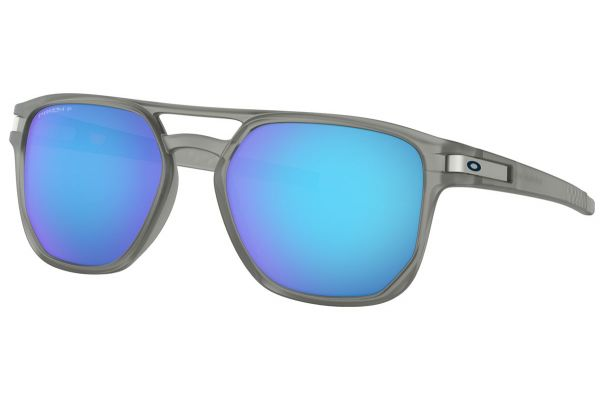 Oakley Latch Beta Prizm Sapphire Polarized Mens Sunglasses - OO94360654
