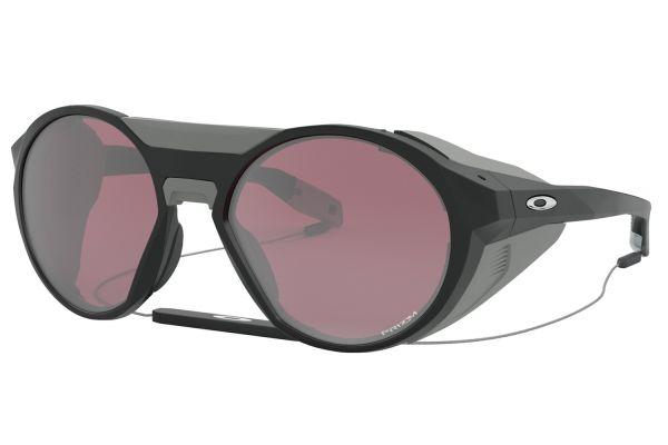 Large image of Oakley Clifden Prizm Snow Black Iridium Sunglasses, 56mm - OO94400156