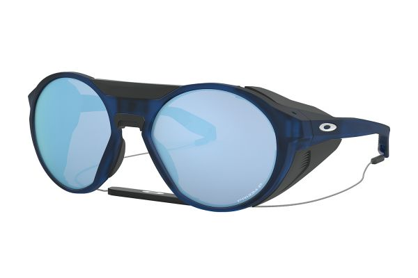 Large image of Oakley Clifden Prizm Deep Water Polarized Sunglasses, 56mm - OO94400556