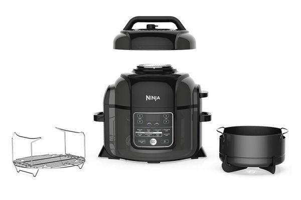 Ninja Foodi 6.5-Qt. Multi-Cooker With Air Fry Technology - OP302
