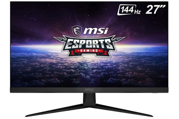 "Large image of MSI Optix 27"" Full HD 144Hz Gaming Monitor - OPTIXG271"