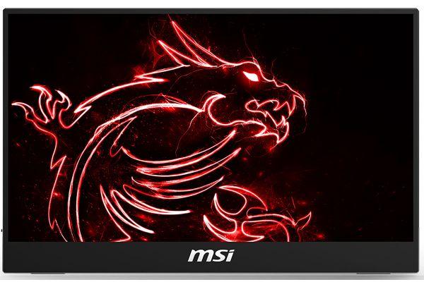 "Large image of MSI Optix 15.6"" Portable 60Hz Gaming Monitor - OPTIXMAG161V"
