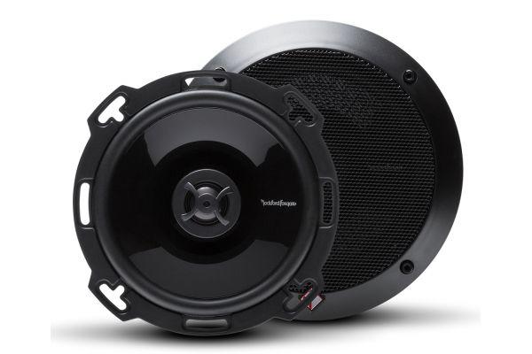 "Large image of Rockford Fosgate Punch 6"" 2-Way Full Range Speakers (Pair) - P16"