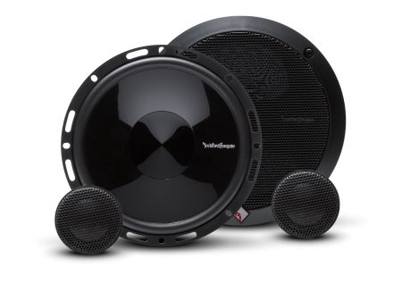 """Rockford Fosgate Punch 6.5"""" 2-Way Euro Fit Compatible System Internal Xover Set (Pair) - P165-SI"""