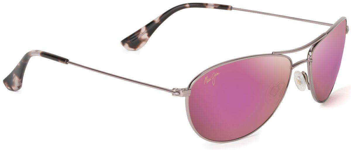 b946ee4ab6 Maui Jim Baby Beach Rose Gold Sunglasses - P245-16R