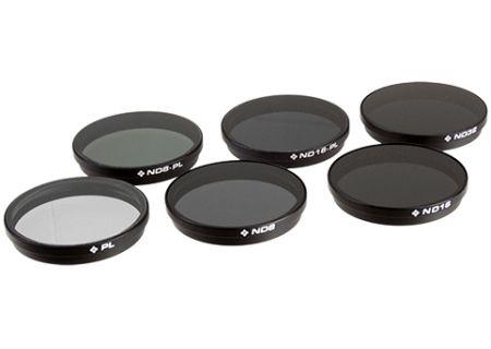 PolarPro DJI Inspire 1 & OSMO Professional 6-Filter Pack - P4002