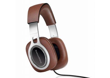 Bowers & Wilkins P9 Signature Brown Over-Ear Headphones  - FP38164
