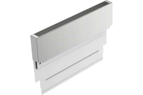 """Large image of Thermador Pro-Harm 7"""" Stainless Steel Low Backguard - PA30WLBH"""