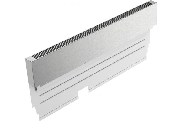 """Large image of Thermador 48"""" Pro Harmony Range Stainless Steel Backguard - PA48WLBH"""