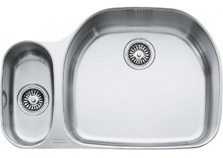 Franke Prestige Stainless Steel Left Handed Sink - PCX16009LH