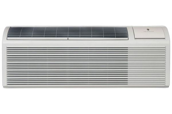 Large image of Friedrich ZoneAire Premier 14,500 BTU 10.4 EER 265V Package Terminal Air Conditioner With Electric Heat - PDE15R5SG
