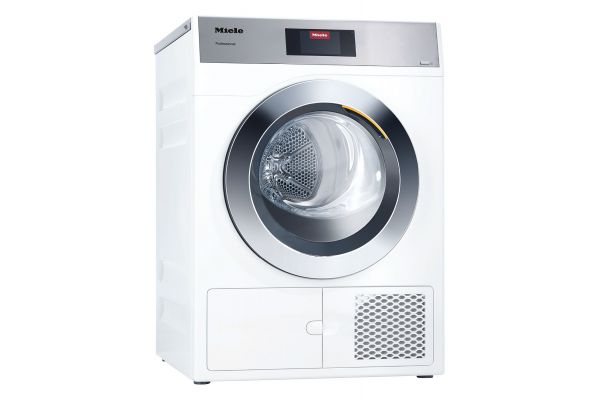 """Large image of Miele Little Giants 24"""" Lotus White Heat-Pump Dryer - PDR908HPWH"""