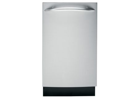 """GE Profile 18"""" Stainless Steel Built-In Dishwasher - PDW1860KSS"""