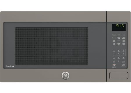 GE Profile Slate Countertop Convection Microwave - PEB9159EJES