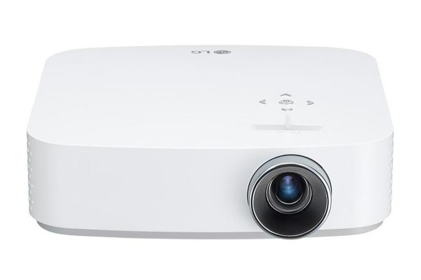 Large image of LG 1080p LED Smart Home Theater CineBeam Projector With Built-In Battery - PF50KA