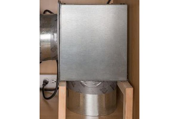 Large image of Best FlexBlower 600 CFM - PF6