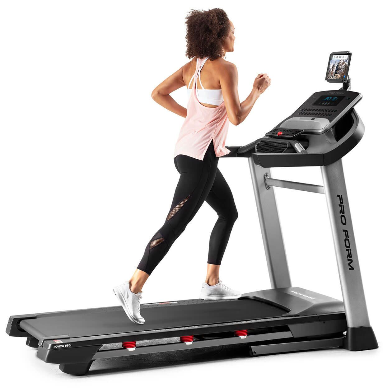 Pro Form Smart Power 995i Treadmill Pftl99918