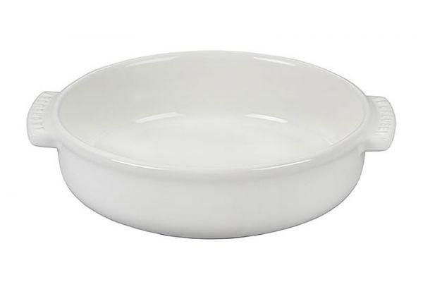 Large image of Le Creuset White 17 Oz. Tapas Dish - PG0075CBT-1416