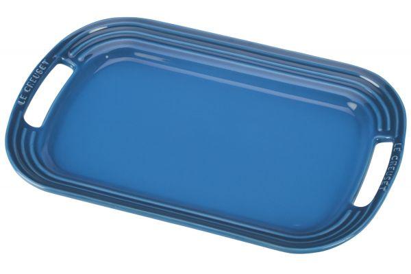 Large image of Le Creuset Large Marseille Serving Platter - PG0309-4159