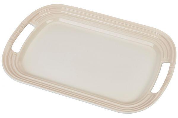 Large image of Le Creuset Large Meringue Serving Platter - PG0309-41716