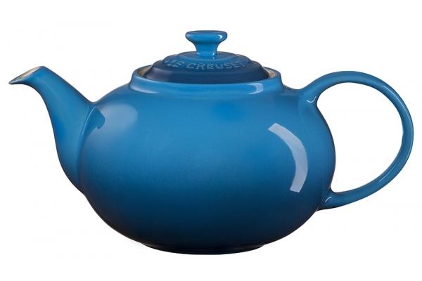 Large image of Le Creuset 1.4 Qt. Marseille Traditional Teapot - PG0328-0059