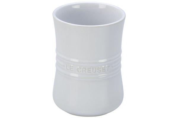 Large image of Le Creuset 1 Qt. White Small Utensil Crock - PG1002T-16