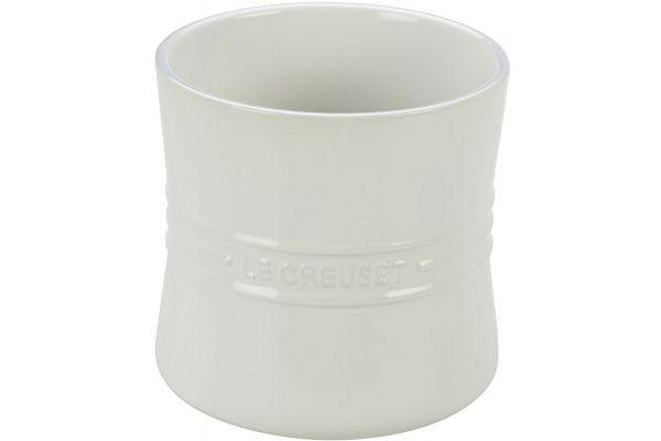 Large image of Le Creuset 2.75 Qt. White Large Utensil Crock - PG1003T-16