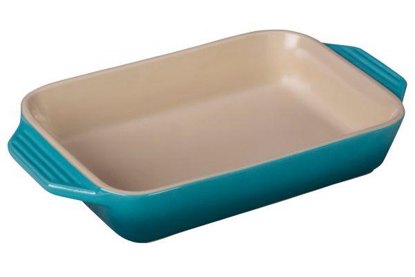 Le Creuset Caribbean 1.8 Qt. Rectangular Dish - PG1047S2617