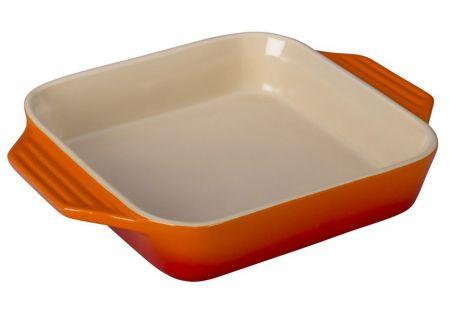 Le Creuset Flame 2 Qt. Square Dish  - PG1057S242