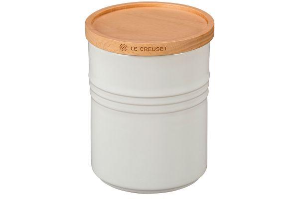 Le Creuset 2.5 Qt. White Storage Canister  - PG1519-1416