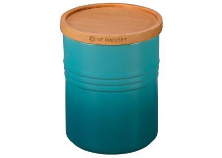 Le Creuset 2.5 Qt. Caribbean Storage Canister  - PG15191417