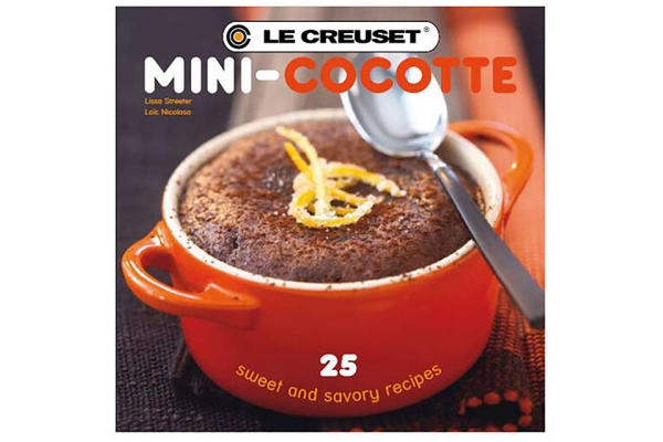 Large image of Le Creuset Mini Cocotte Cookbook - PG2