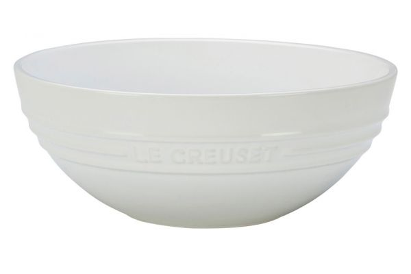 Le Creuset White Medium Multi Bowl - PG41002016