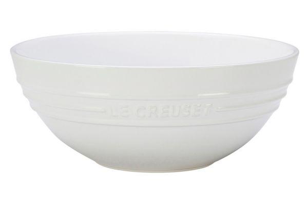 Large image of Le Creuset White 3.1 Qt. Multi Bowl - PG4100-2516
