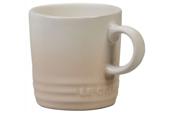 Large image of Le Creuset 3.5oz. Meringue Espresso Mug - PG8005-00716
